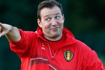 Football : Le Belge Marc Wilmots, nouveau sélectionneur des Eléphants de Côte d'Ivoire