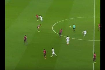 Vidéo : Memphis Depay inscrit l'un des plus buts de l'année