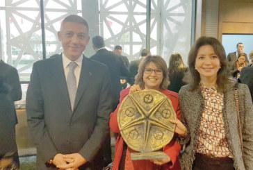 Projet de tri sélectif des déchets: Le Trophée Lalla Hasnaa «Littoral durable» décerné à Atlanta
