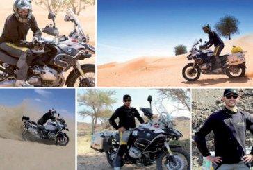 Dans une initiative à caractère humain: Le périple de Marouane, de Casablanca à Dubaï en passant par l'Afrique