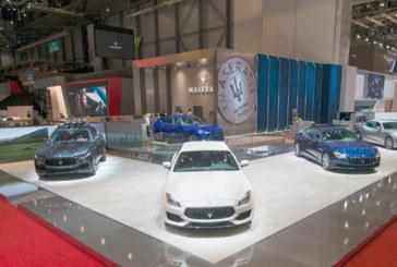 Maserati au Salon de Genève: Le trident encense deux éditions spéciales