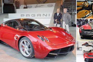 Pagani Huayra: Plus légère à la balance et plus chère que la Chiron