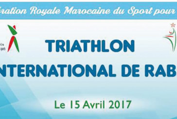 Triathlon international de Rabat: 22 pays présents le 15 avril prochain