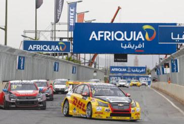 WTCC: Race of Morocco aux couleurs d'Afriquia