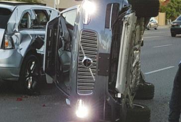 Accident : Uber suspend ses essais de voiture autonome