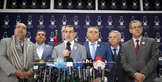 El Othmani tient sa majorité gouvernementale
