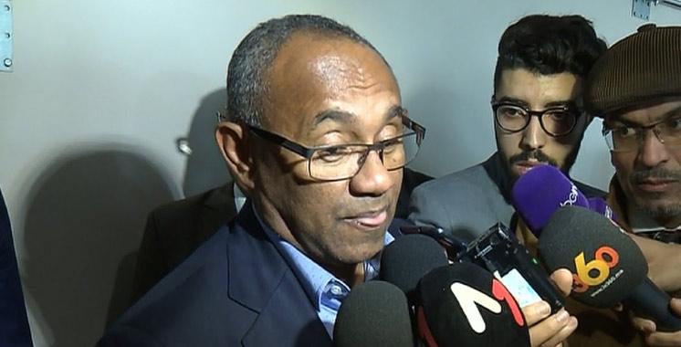Vidéo : Arrivée au Maroc du président de la CAF pour sa première visite officielle après sa nomination