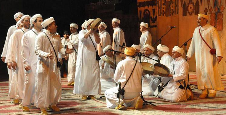 Ouarzazate accueille le festival national des arts d'Ahwach