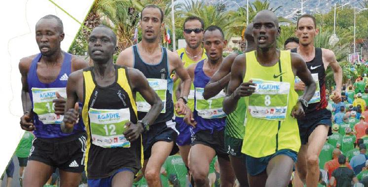 La 5è édition du Marathon vert d'Agadir le 23 avril prochain