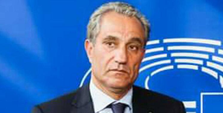 Abderrahim Atmoun reconduit président de la commission Parlementaire mixte Maroc-UE
