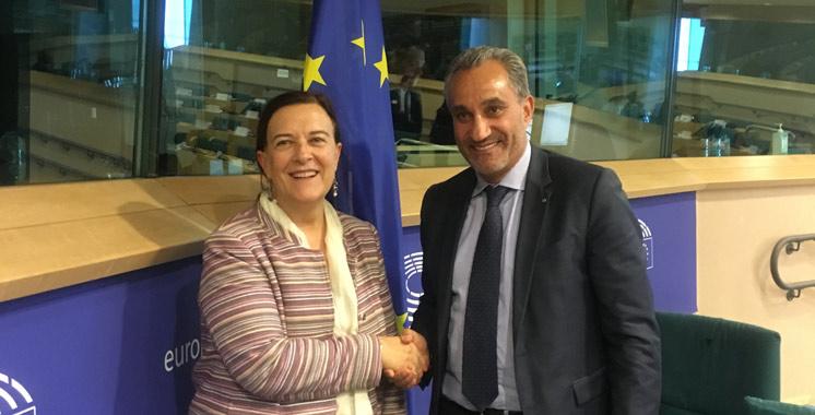Bruxelles : La Commission parlementaire mixte Maroc-UE plaide pour un Maghreb fort et unis