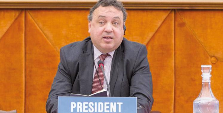 Le Maroc à la 57ème série des  assemblées de l'OMPI à Genève