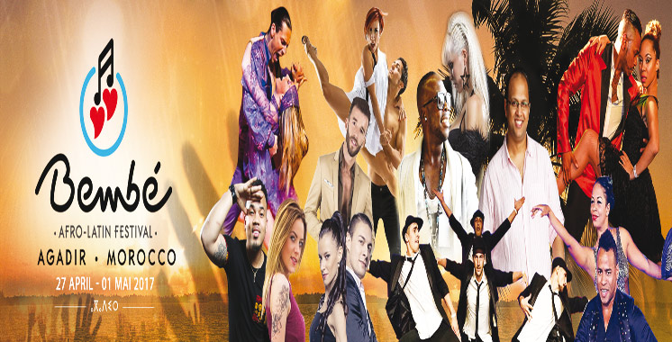 Festival: Agadir accueille «Bembé Afro-Latin Festival»