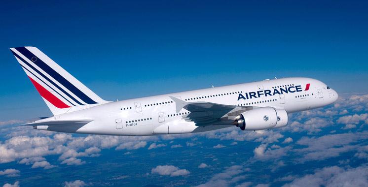 Air France renforce son offre à destination  du Maroc avec une nouvelle liaison Paris-Marrakech