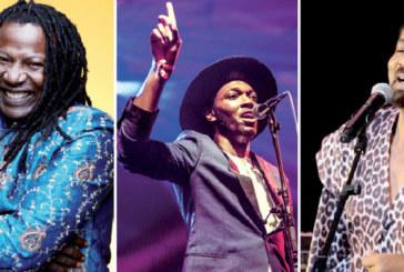 Alpha Blondy, Bonga, Baloji, Panache Culture et autres: Le meilleur de la musique  africaine à Mawazine