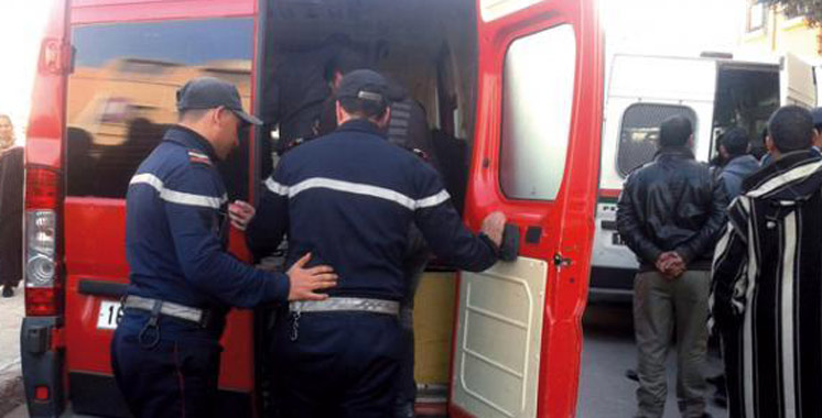 Khémisset : Un mort et un blessé dans un accident de la route