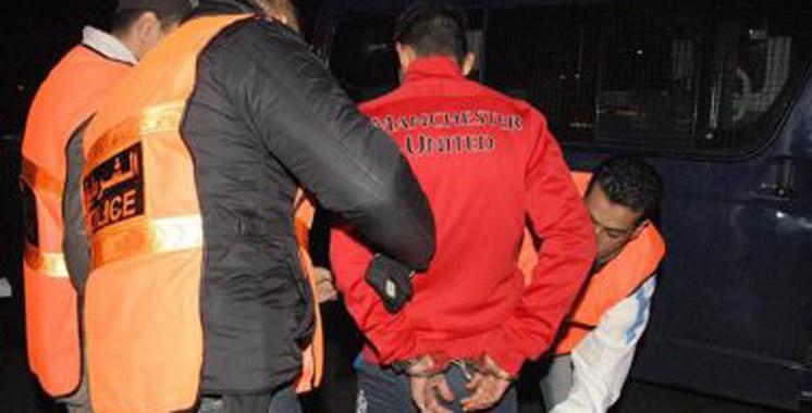 Tiznit : Trois voyous arrêtés après avoir agressé deux amis