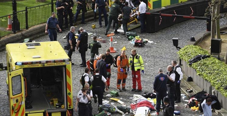 Attentat de Londres : le Roi adresse un Message de condoléances à la Première ministre