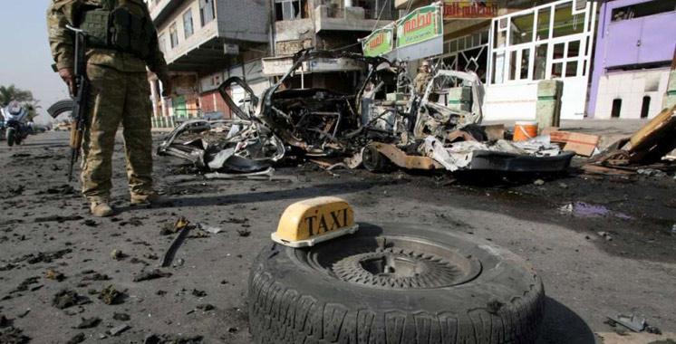 Irak: Un Attentat suicide fait au moins 17 morts dans le sud de Bagdad