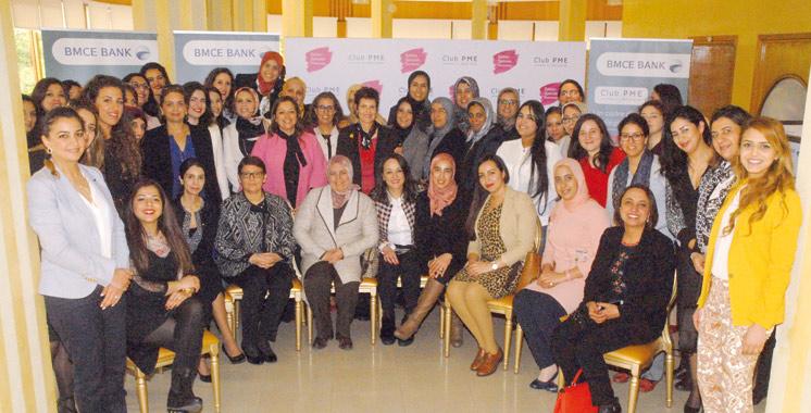 BMCE Bank lance le «Club PME» dédié aux femmes