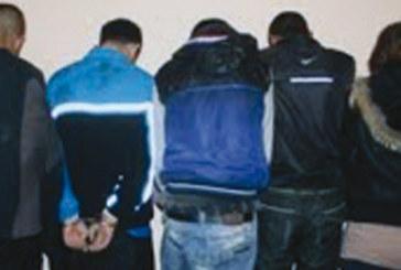 El Jadida : Démantèlement d'une bande de malfrats dont une jeune fille