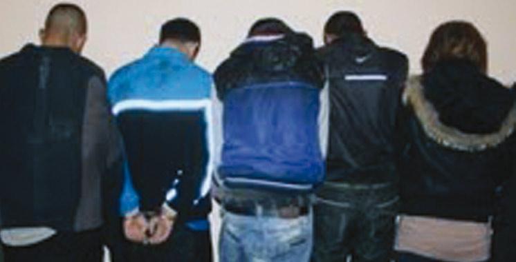 Marrakech : Démantèlement d'une bande criminelle spécialisée dans le vol et le trafic de boissons alcoolisées