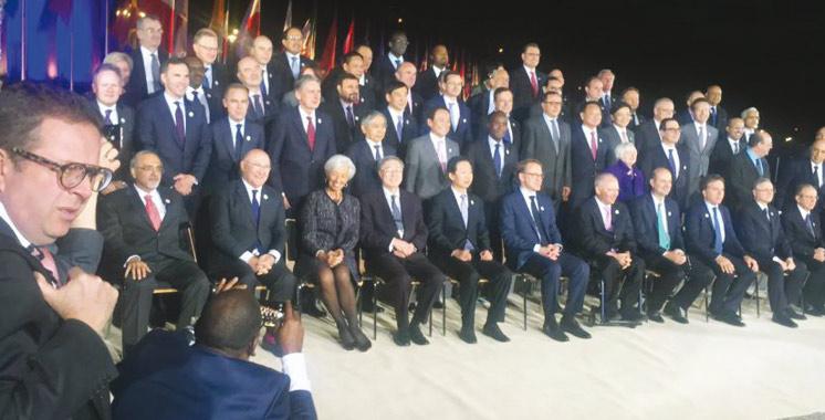 Lancement de l'initiative «Compact with Africa»: Les engagements du Maroc présentés par M. Boussaid en Allemagne