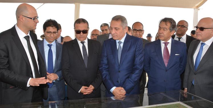 Automobile : Une nouvelle usine inaugurée à Kenitra