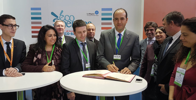 Partenariat : La CFCIM s'allie au cluster Eco-Energie