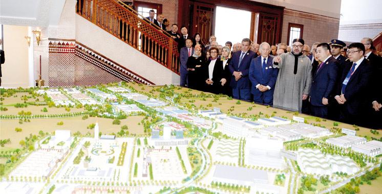 «Cité Mohammed VI Tanger Tech» : Une ville intelligente à 10 milliards de dollars