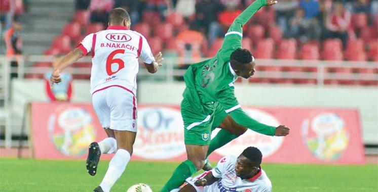 Ligue des Champions d'Afrique et Coupe de la CAF: Les représentants marocains  au front ce samedi