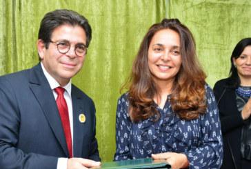 Crédit du Maroc  : Une subvention de 100.000 DH en faveur d'Insaf