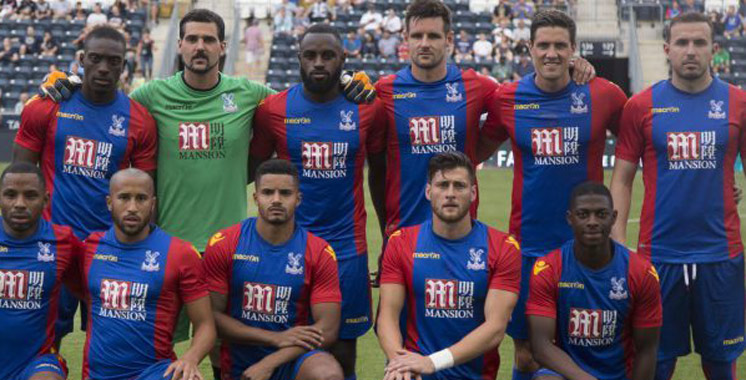 Football : Le club anglais Crystal Palace en concentration à Agadir