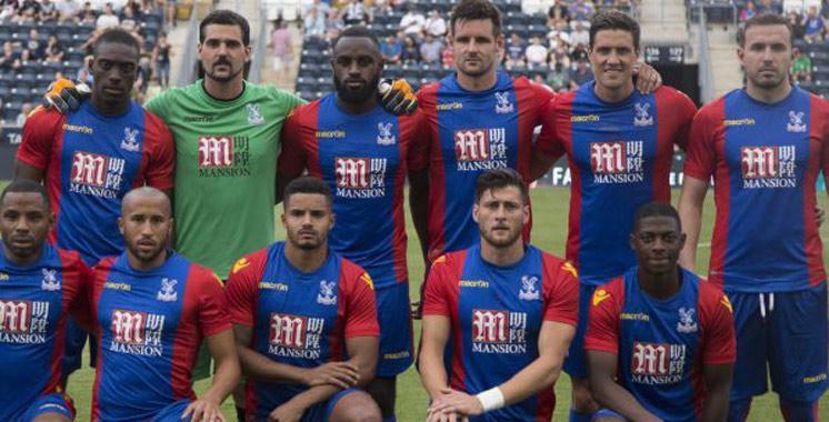 Football : Le club anglais Crystal Palace en concentration à Agadir