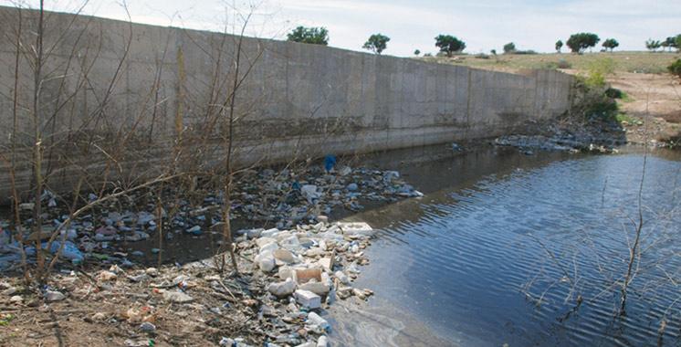 Affaire du déversement des lixiviats : L'eau n'est pas contaminée