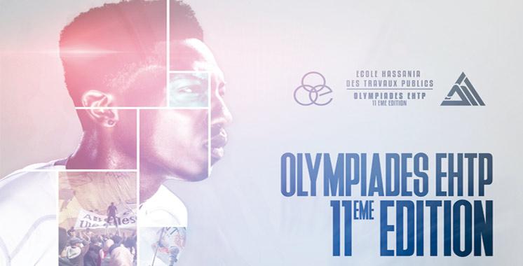 EHTP célèbre ses 11èmes Olympiades