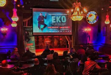 En tournée en Europe, EKO donne une conférence de presse à Paris