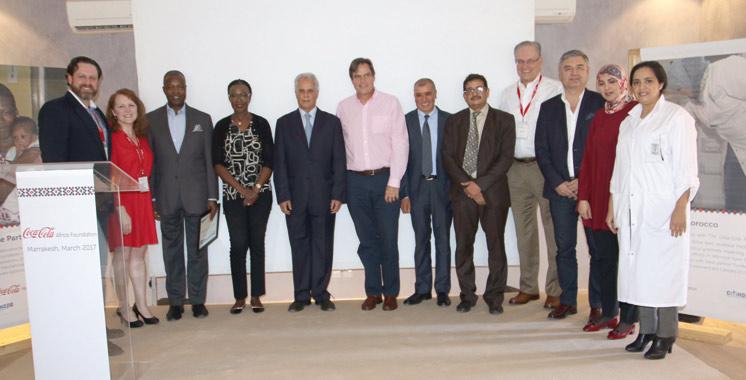 Fondation Coca-Cola et Fondation Lalla Salma : 6 ans de partenariat réussi