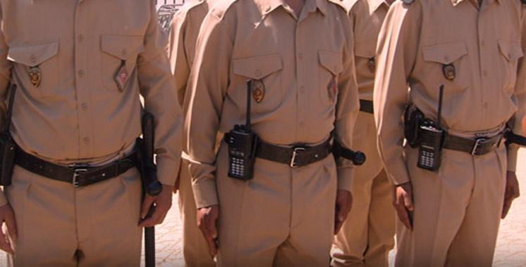 Tiznit : Un élément des Forces auxiliaires membre d'une bande