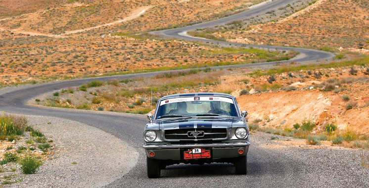 Ford, partenaire officiel de la 24ème édition  du Rallye Maroc Classic