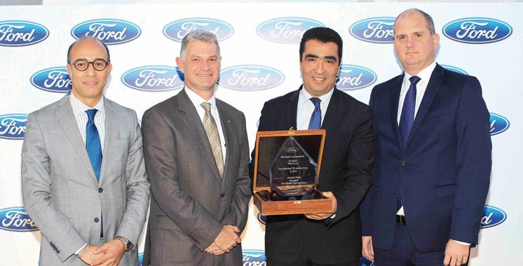 Financement, subvention et appui: L'engagement de Ford au Maroc confirmé