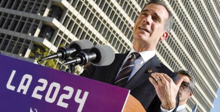 JO-2024: Los Angeles veut promouvoir le français