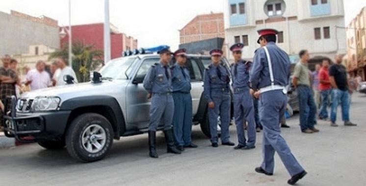 Marrakech : des faux policiers interpellés par la Gendarmerie Royale