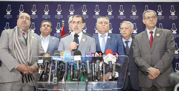 Formation  du gouvernement :  El Othmani dévoile  les coulisses