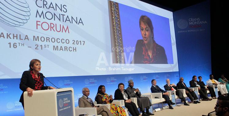 Crans Montana Forum: Un panel d'intervenants allant de l'Afrique de l'Ouest jusqu'aux Iles Salomon !