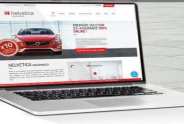 Helvetica : Une première assurance auto sur le Web