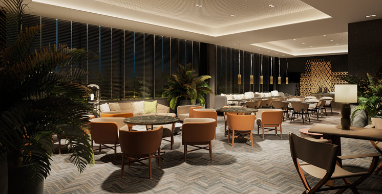 Un soft opening pour le Hilton Tanger City Center