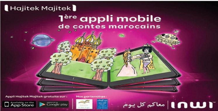 Au service des enfants: inwi lance «Hajitek Majitek»