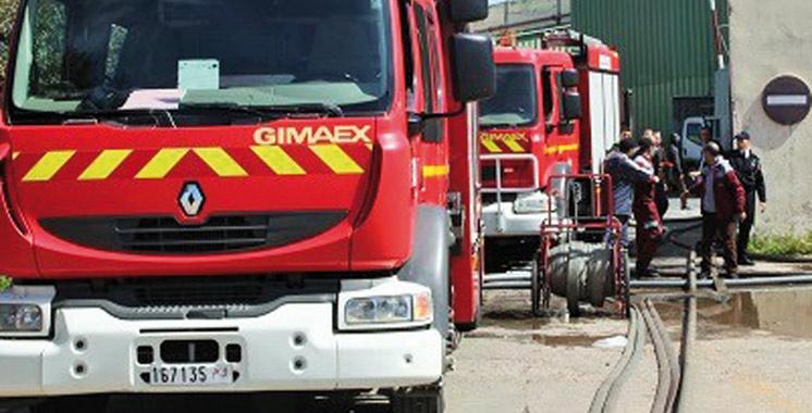 Incendie dans la prison de Tanger : Plus de peur que de mal