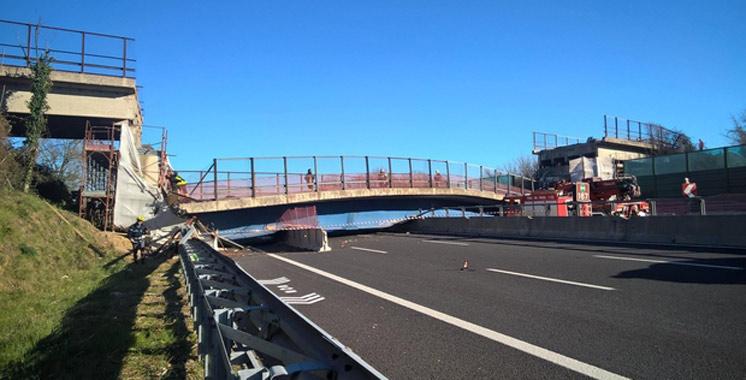 Italie : deux morts et trois blessés suite à l'effondrement d'un pont